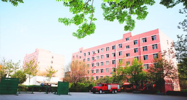 西安轨道交通技师学院4号公寓楼