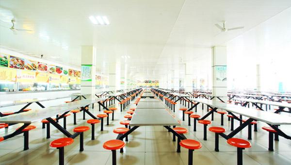 西安轨道交通技师学院学生1号餐厅